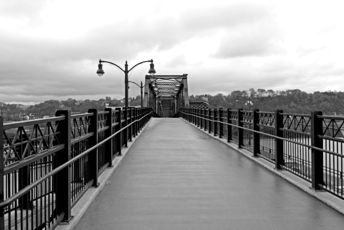 Hot Metal Street Bridge