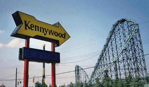 Adventure land Movie. Kennywood