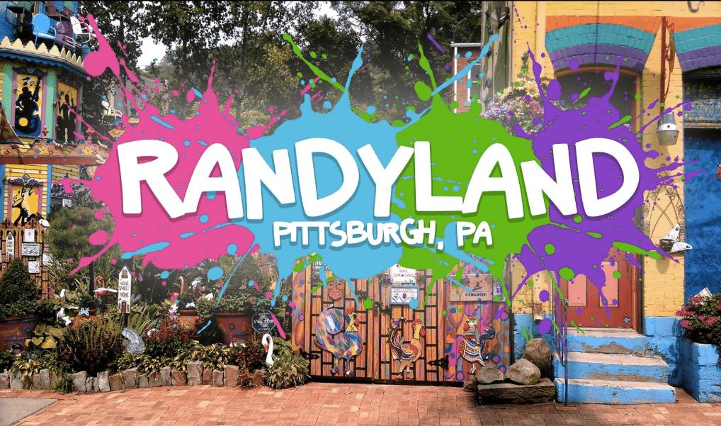 Randyland Pittsburgh