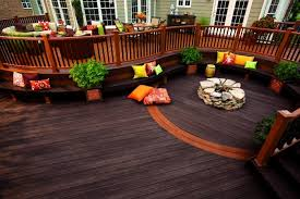 Two Toned Deck Pittsburgh Pennsylvania